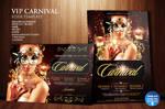 Vip Carnival Flyer Template