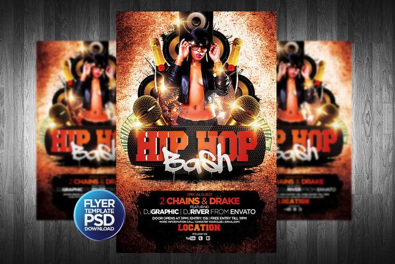 hip hop party flyer mersn proforum co
