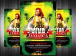 Viva Jamaica Flyer Template