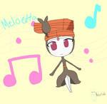 Meloetta Pirouette Forme