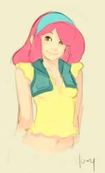 Pinkie Pooper by mldoxy