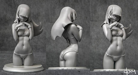 Twi Figurine Samples by mldoxy