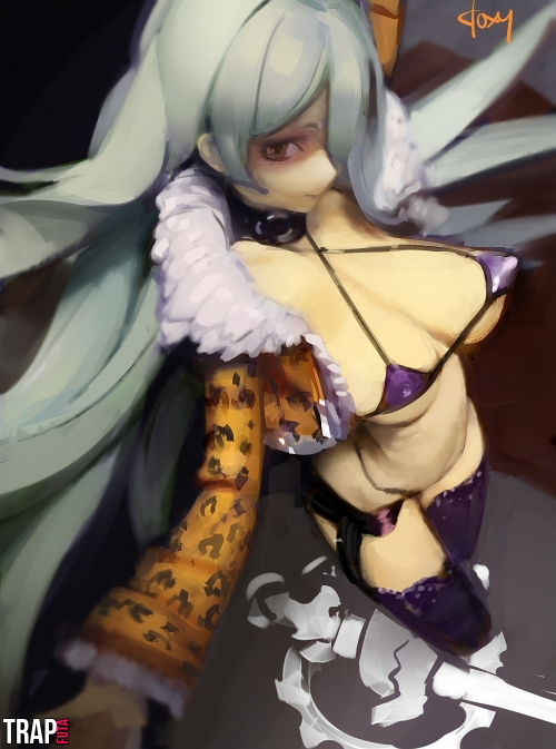 Figurine Color Study by mldoxy