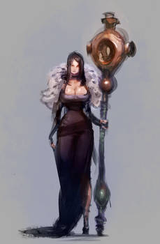 Mage Concept