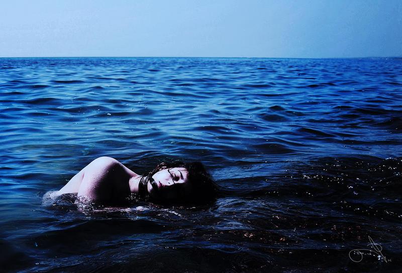 the lament of mermaids IV by TadzioAutumn