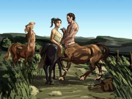 centaur group by liminalbean