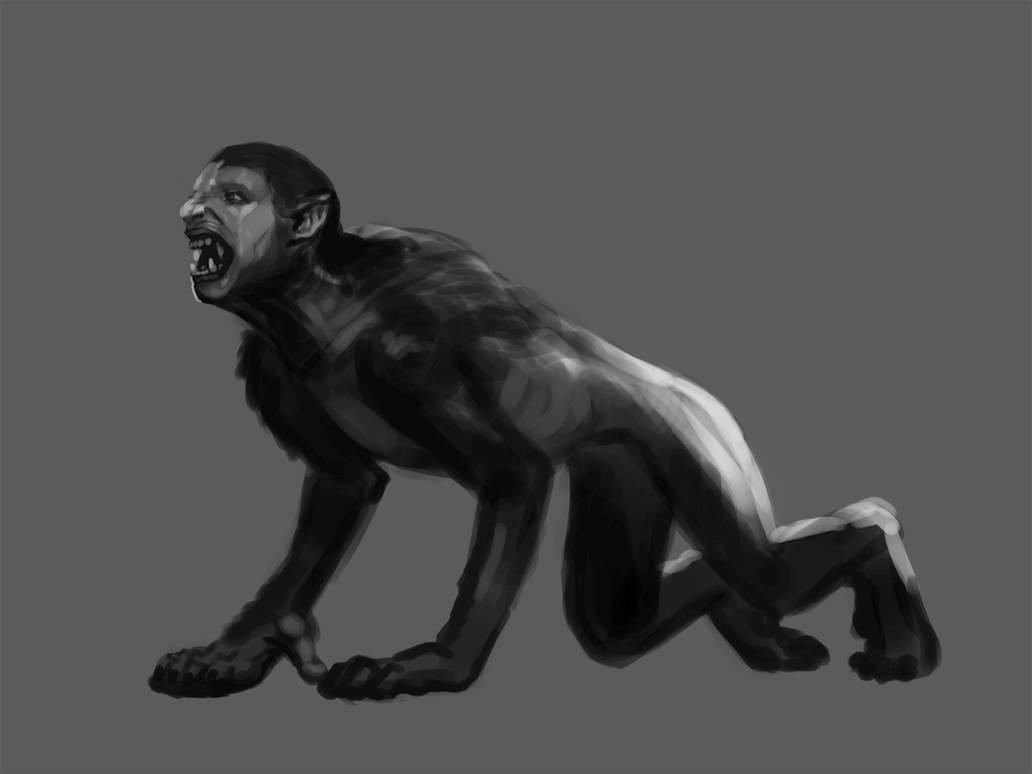 Werewolf transformation   Furry Amino