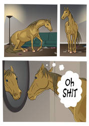 The Neighing Page 18 by liminalbean