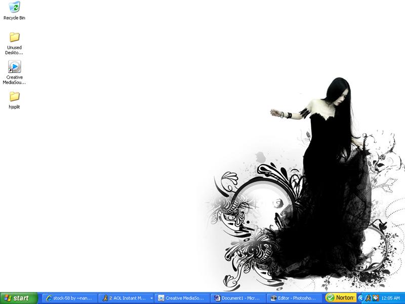 My Desktop by sydir