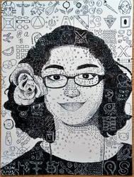 My Textured Value portrait