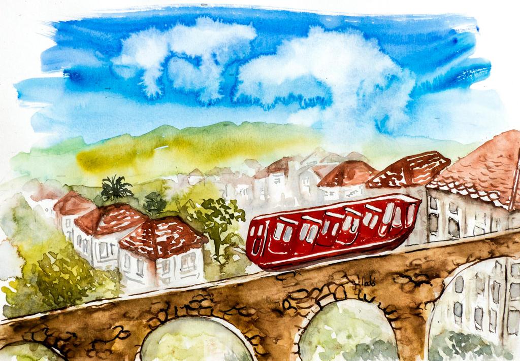 funicular Artxanda by JoanLlado