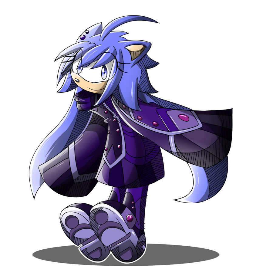 :Art Trade: Sylph by Midnight-Kyon