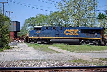 CSX 5360 NS 26N by sbrrpics