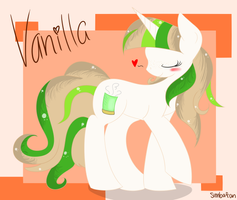 :COM: Vanilla Latte by spottie-dots