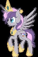 :Gift: Alicorn Princess Digibrony by spottie-dots