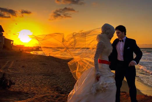 Karasu, Wedding in paradise