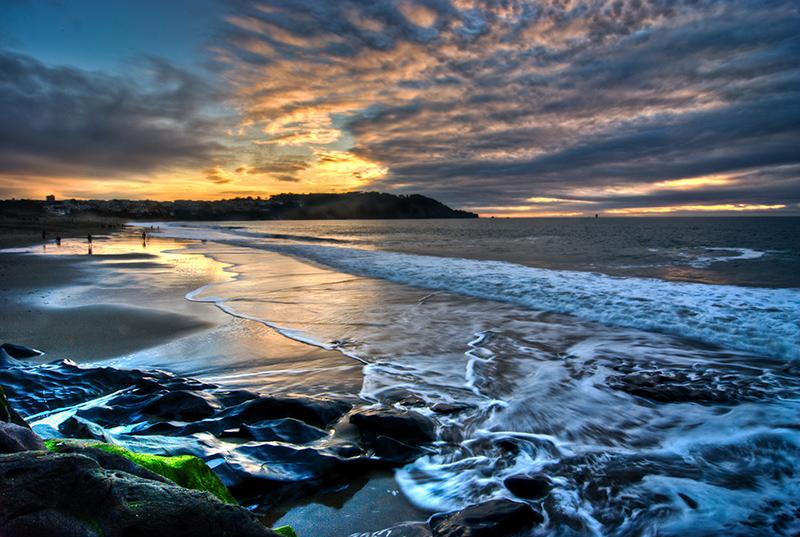 San Francisco, Baker Beach by alierturk
