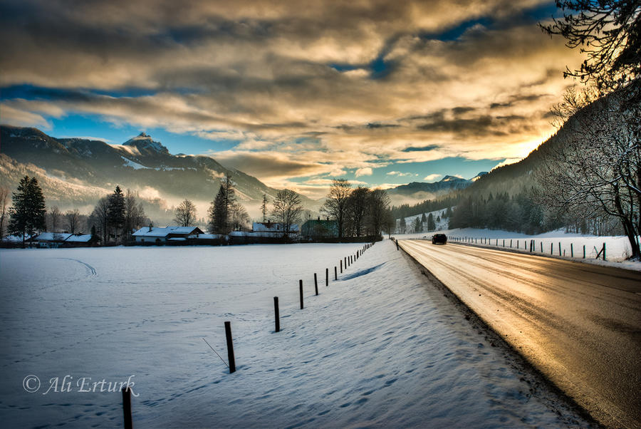 Munich by alierturk