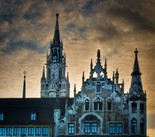 Munich, Wunderland by alierturk