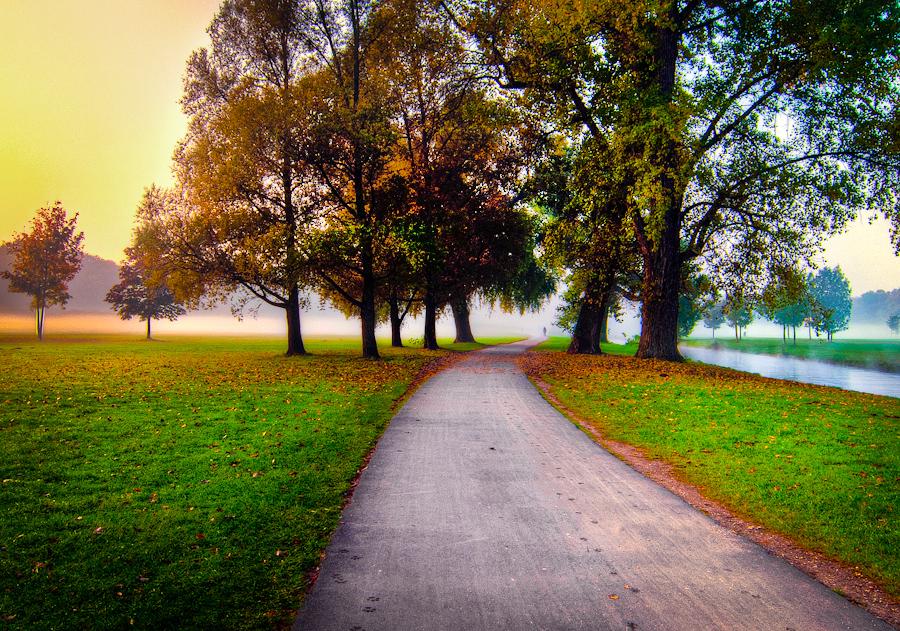 Munich, On my way by alierturk