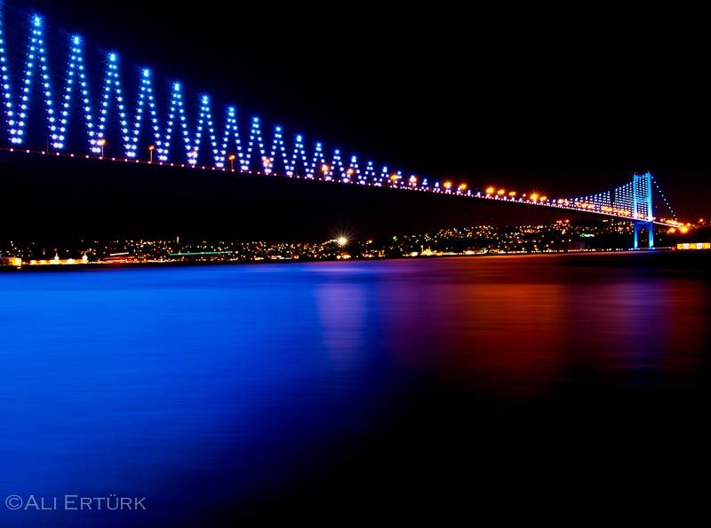 Istanbul, Bridge by alierturk