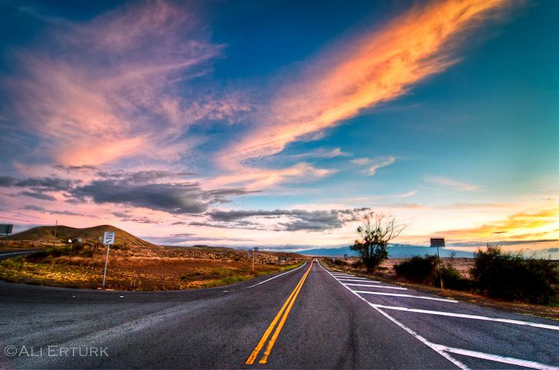 Hawaii, Freeway by alierturk