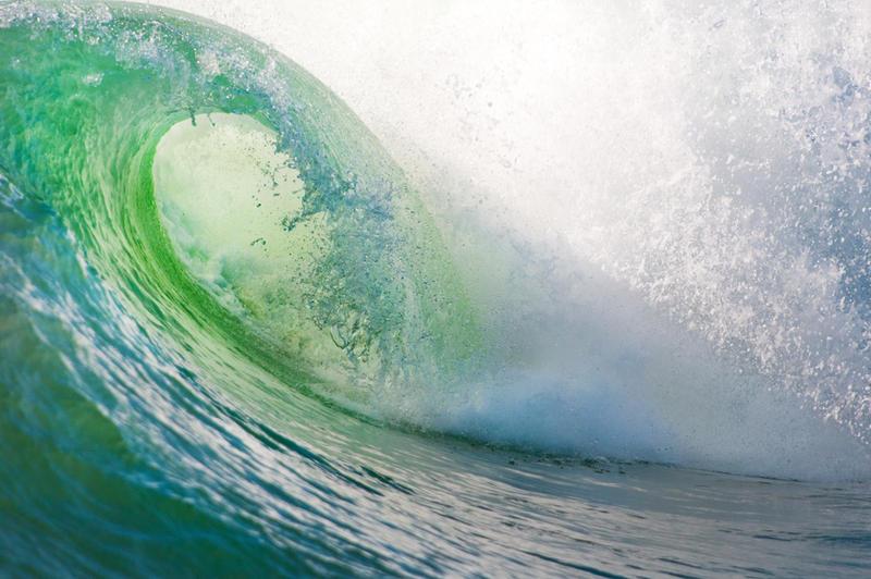California, The killer wave
