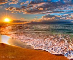 Hawaii, the blanket by alierturk