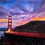 San Francisco, Golden Gate extends