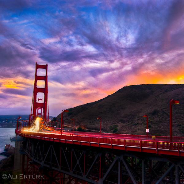 San Francisco, Golden Gate extends by alierturk