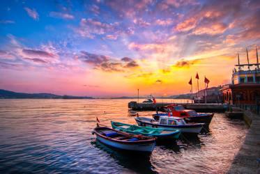 Istanbul by alierturk