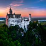 Bavaria, Castle Neuschwanstein