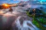 Hawaii, the flow