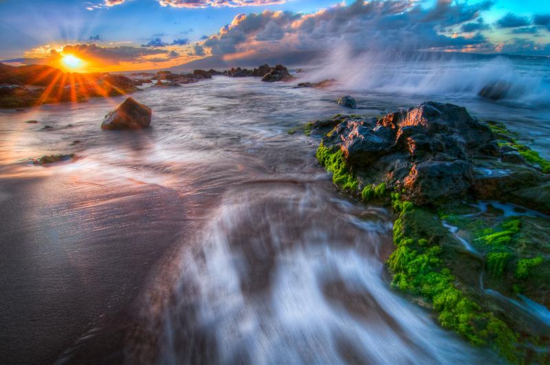 Hawaii, the flow by alierturk