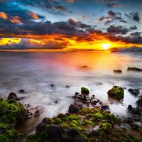 Hawaii, the rainbow by alierturk