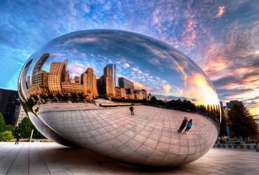 Chicago, the visitors by alierturk