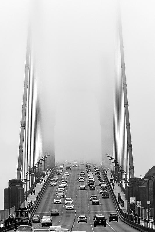 Golden Gate by alierturk