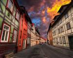 Gottingen streets