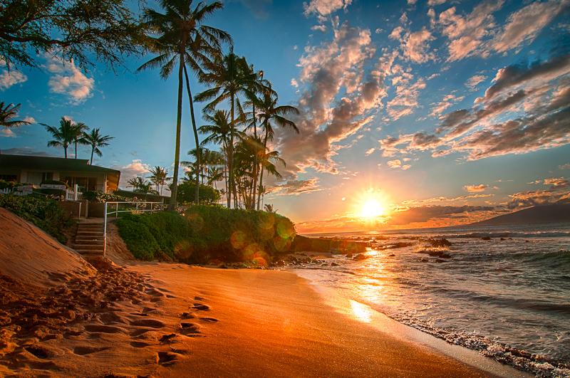 Hawaii, summer home