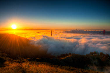 Good morning San Francisco by alierturk