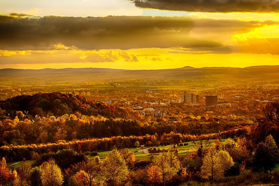 Gottingen, Fall by alierturk
