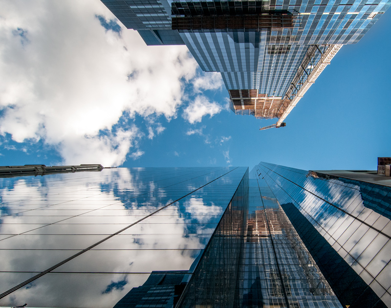 New York, Mirror by alierturk