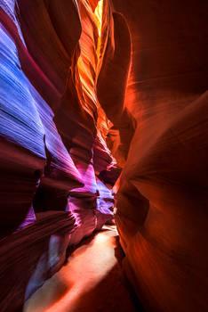 Upper Antelope Canyon, corridor III