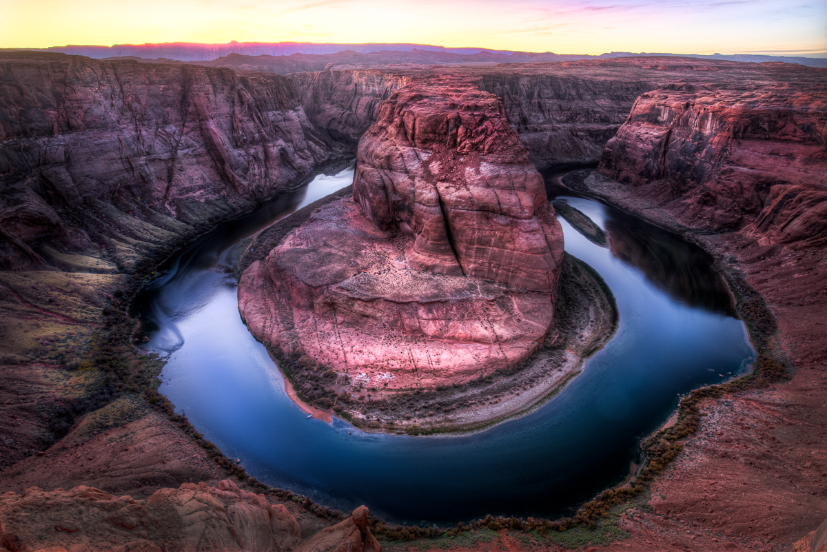 Horseshoe Bend by alierturk