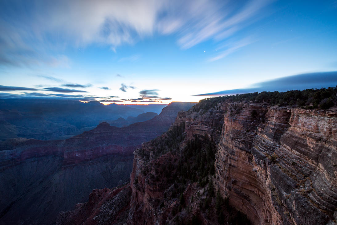 Grand Canyon, good morning by alierturk