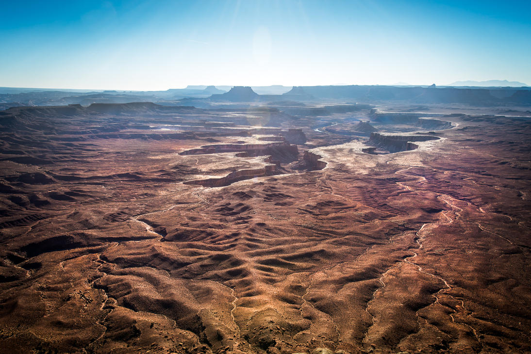 Canyonlands, the hell by alierturk