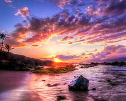 Hawaii, the rock by alierturk
