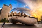 Chicago, The bean hug
