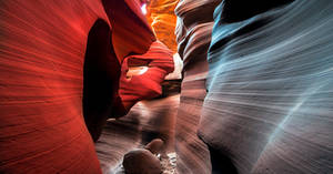 Antelope Canyon, The ring