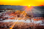 Bryce Canyon, sunrise
